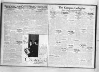 Campus Collegian and Scampus Collegian, March 31, 1933,  Vol. 17, No. 22
