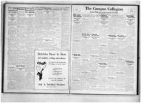 Campus Collegian, April 7, 1933,  Vol. 17, No. 23