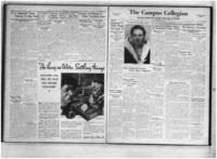 Campus Collegian, May 26, 1933,  Vol. 17, No. 27.