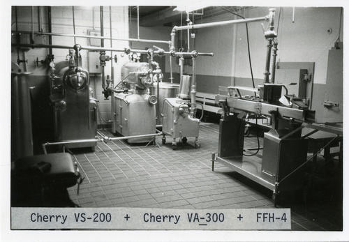 Cherry VS-200 + Cherry VA-300 + FFH-4 | University of Toledo Digital