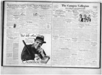 Campus Collegian, December 8, 1933,  Vol. 18, No. 10