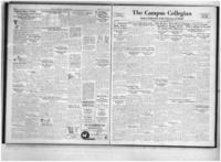Campus Collegian, December 15, 1933,  Vol. 18, No. 11