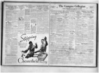 Campus Collegian, December 22, 1933,  Vol. 18, No. 12