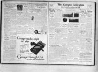 Campus Collegian, October 6, 1933,  Vol. 18, No. 2