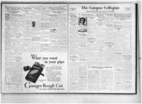 Campus Collegian, November 3, 1933,  Vol. 18, No. 6