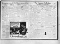 Campus Collegian, November 10, 1933,  Vol. 18, No. 7