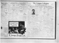 Campus Collegian, November 17, 1933,  Vol. 18, No. 8