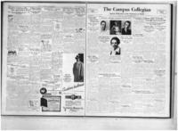Campus Collegian, November 24, 1933,  Vol. 18, No. 9