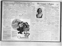 Campus Collegian, January 12, 1934,  Vol. 18, No. 13