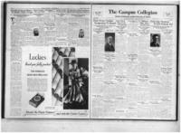 Campus Collegian, February 9, 1934,  Vol. 18, No. 14
