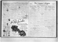 Campus Collegian, March 16, 1934,  Vol. 18, No. 19