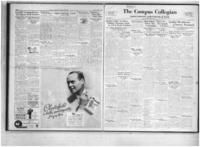 Campus Collegian, April 13, 1934,  Vol. 18, No. 22