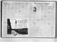 Campus Collegian, April 20, 1934,  Vol. 18, No. 23