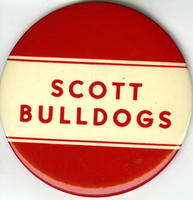 Scot High School Pin