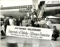 Air France Welcomes University of Toledo - Alliance Francaise