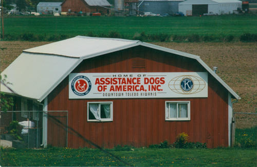 Home of the Assistance Dogs of America, affiliated with the Downtown Toledo Kiwanis (different view)