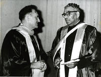 Dr. Chandrasekhar receives Honorary Doctorate