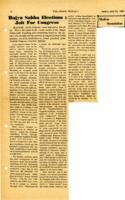 Press Clippings: 1964 (12 articles)