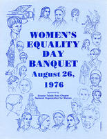 Women's Equality Day Banquet