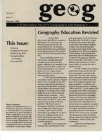 GEOG Vol.1 Issue 3