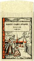 Kintz Card Stand Envelope