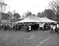 Alumni Tent at the 1967 Homecoming Dance