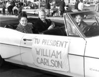 TU President William Carlson