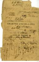 Charter and Bylaws, with Amendments, 1837