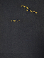 Campus Collegian, 1928-29, vol. 11