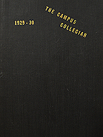 Campus Collegian, 1929-30, vol. 12