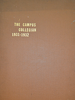 Campus Collegian, 1931-32 vol. 14