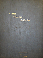 Campus Collegian, 1933-34, vol. 18