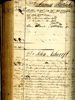 Joseph Guillaume Devacht Papers, 1817-1832, MSS-003