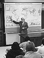 UT Department of Geography and Planning, 50th Anniversary Digital Archive