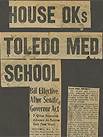Health Science Campus, Publications, 1905-2011, UR MCO 011