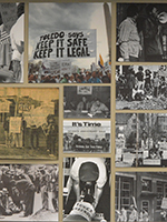 Protest: Activism and Social Change, 1845-2015 (An exhibition)