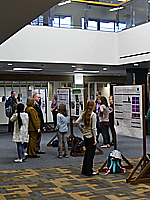 Scholars' Celebration & End-of-Summer Symposium Posters & Presentations...