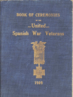 United Spanish War Veterans, Egbert Camp No. 10 (Toledo), 1901-1972, MSS-028