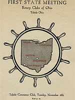 The Toledo Rotary Club Records, 1912-2011, MSS-145