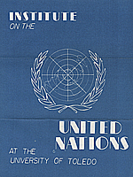 Toledo United Nations Association – Administrative Files, 1945-1984,UR PA/84